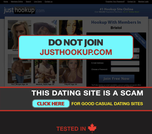 just hookup dating