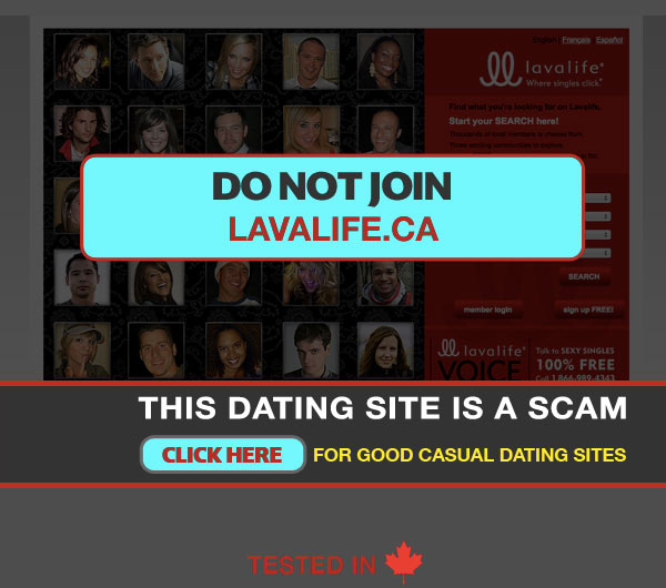 List of dating sites in canada